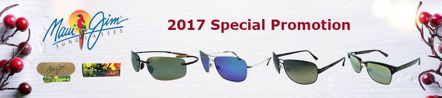 Maui Jim Special Offer
