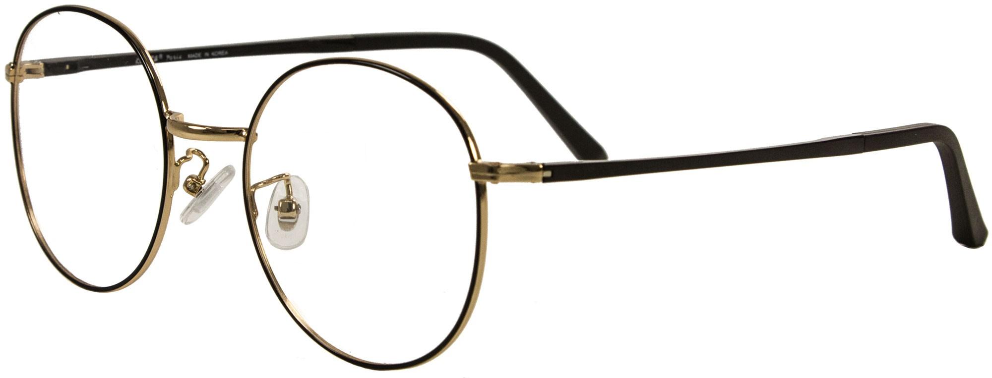 Karra 3168 Shiny Black/Gold 2